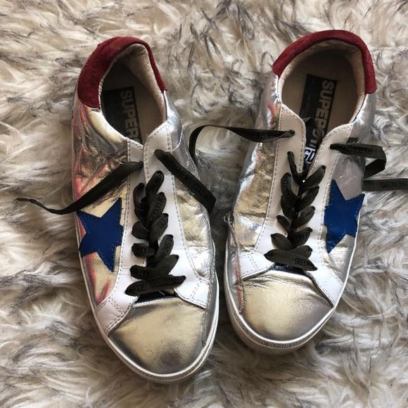 8e56919dc8e3 Golden Goose Shoes - Golden Goose Sneakers size 41. Size 9.5-10